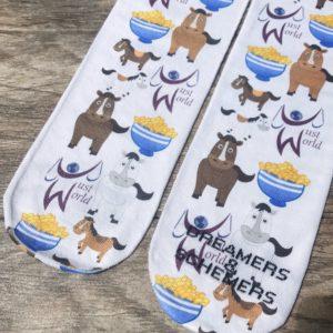 Dreamers & Schemers Premium Boot Socks