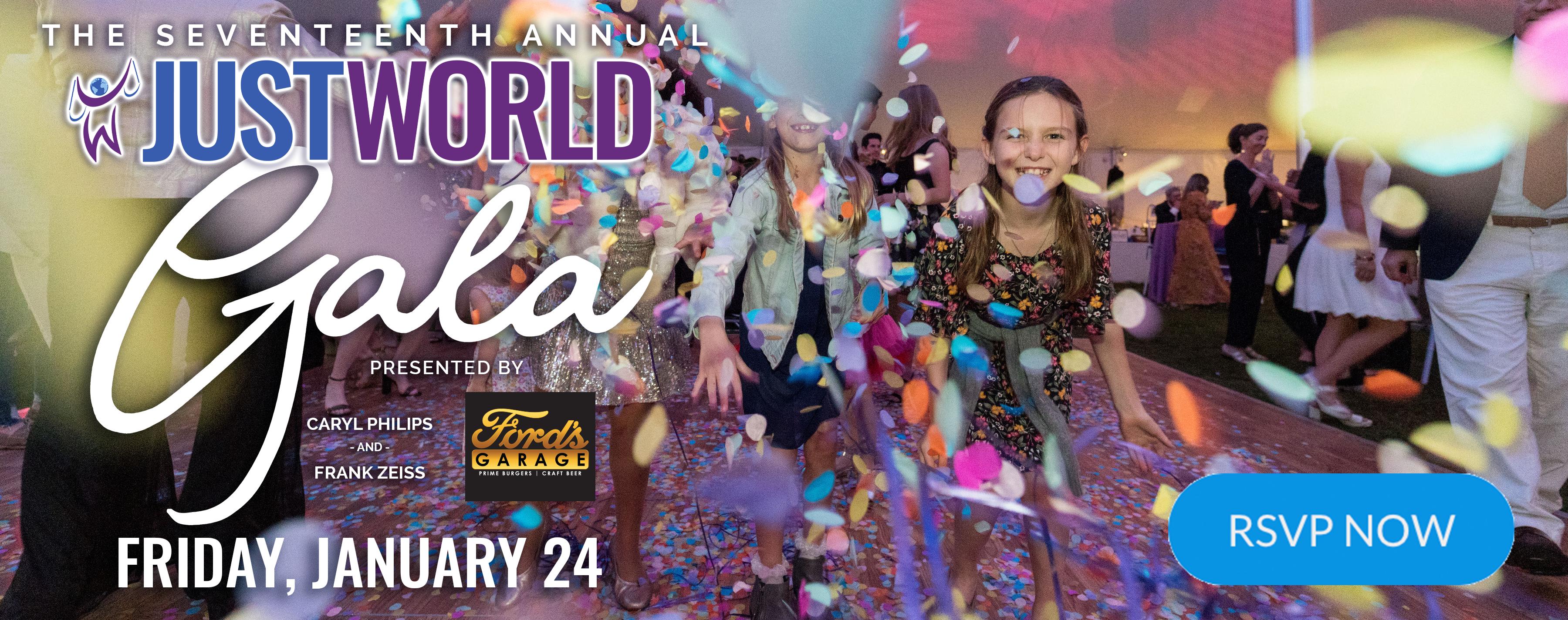 The Seventeenth Annual JustWorld Gala
